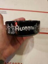 "New ListingVintage ""Aladdin"" Hotel & Casino Amythest Glass Ashtray Las Vegas Nevada Minty"