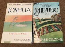 Joseph Girzone 2 Bks Joshua and Joshua and Shepherd Spiritual Tales