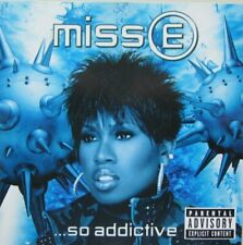 MISSY ELLIOTT - MISS E ...SO ADDICTIVE  - CD