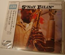 Sonny Rollins: The Sound Of Sonny (Japanese Edition CD with Obi, 1 Bonus Track)