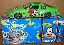 Nascar #04 Disney Goofy Daytona Stock Race Car 2004 Team Caliber Ltd Ed 1:24 NEW