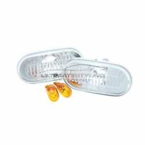 Vauxhall Vivaro X83 2006-2015 Crystal Side Indicator Repeaters Pair Left & Right