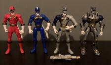 Power Rangers Wild Force Action Figures