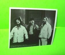 The Three Stooges Orig Columbia Pictures Licensed Decal Sticker Moe Larry Curly