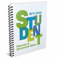 Student Planner and University Diary 2019-2020 by McMillan, Dr Kathleen,Weyers,