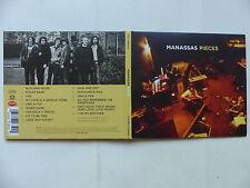 CD Album MANASSAS Pieces 8122-79850-0