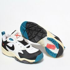 $80 NEW NIKE AIR EDGE BG WHITE CHILE RED 1994 YELLOWING US SZ 3.5