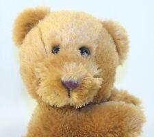 "6"" Brown BEAR Vase Hugger Soft FTD Plush Stuffed Animal"