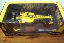 1/18 MATTEL JORDAN FORD EJ13 GIANCARLO FISICHELLA 2003 1st WIN BRAZIL GP