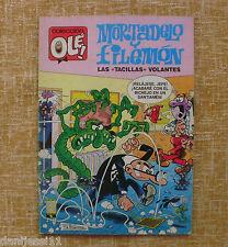 Mortadelo y Filemón, nº 348, Colección Olé, Ediciones B, Primera edición, 1989