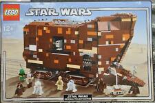 Lego 10144 Star Wars Sandcrawler New Excellent Box NISB