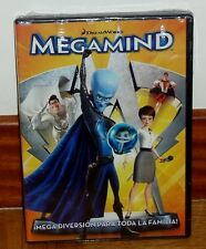 MEGAMIND - DVD - SEALED - NEW - ANIMATION - AVENTURAS - COMEDY - ACTION