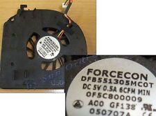 Ventilateur FORCECON DF551305MCOT - Dell Precision M65