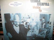George Highfill - Waitin' Up (1981 Warner Bros. Records 25618-1) Used Vinyl LP