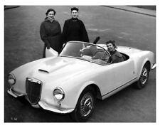 1955 Lancia Aurelia Spyder Factory Photo Pininfarina uc7469