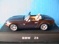 BMW Z8 ROADSTER CRIOLLO RED JADI 1/43 GERMANY 1:43 ROT