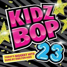 Kidz Bop Kids : Kidz Bop 23 CD