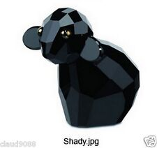 "SWAROVSKI SILVER CRYSTAL  ""SHADY THE BLACK SHEEP LOVLOTS-LIMITED EDITION"" 869761"
