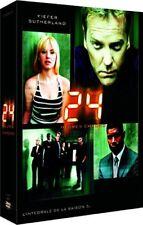 24 Heures chrono : L'Intégrale Saison 3 - Coffret 7 DVD