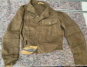 Genuine Mint Condition Unissued Size 13 - 49 Pattern British Battledress Jacket