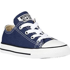 Converse Kids Chuck Taylor All Star Navy Low Shoes (10C)