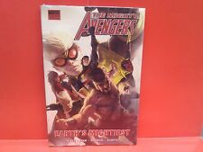 The Mighty Avengers: Earth's Mightiest HC MINT sealed