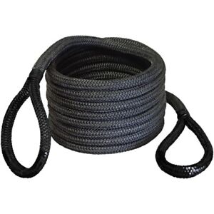38mm x 6m Kinetic Rope 38000kg Recovery Dyneema Tow Bubba Winch Offroad Truck