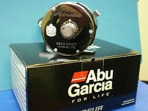 ABU GARCIA AMBASSADEUR 5500C3 CT MAG ELITE CHROME GREY NEW MINT IN BOX!!!
