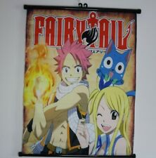 Fairy Tail Wall Scroll Anime Art 41x57cm UK Seller! Fast!