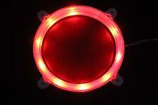 Cornhole Lights 2 Red LED Bright Bean Bag Board Night Lights Free Shipping!