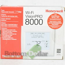 Honeywell TH8321WF1001 Touchscreen Thermostat Wifi Vision Pro 8000 Open Box