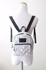 Victoria's Secret Pink Mini Backpack Silver
