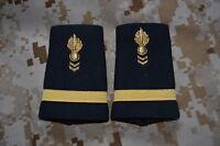 F011 fourreaux militaires armée française manchon passant régiment