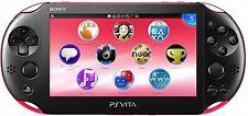 PlayStation Vita Wi-Fi Pink-Black PCH-2000ZA15 Console System Japan Import NEW