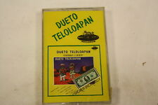 Dueto Teloloapan(Audio Cassette Sealed)