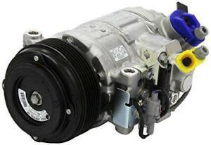 A/C Compressor Denso Dcp05050 Overhauled for BMW 1er E81 116D