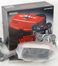 Virtual Boy Console System Boxed BRAND NEW Nintendo Tested JAPAN Game V10176051