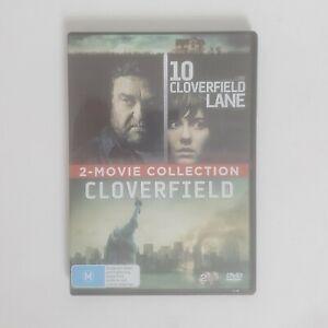 Cloverfield & 10 Cloverfield Lane 2-Pack Movie DVD Region 4 AUS Free Postage