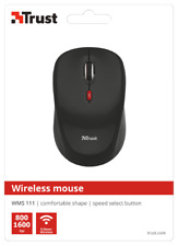 TRUST 20719 WMS-111 1600DPI COMPACT WIRELESS MOUSE WITH USB MICRO RECEIVER