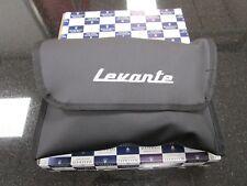 Maserati Levante Luggage Compartment Net