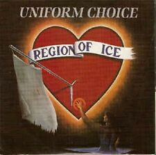 Uniform Choice - Region of Ice - 1992 Punk Straight Edge NEW