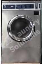 Dexter T400 Triple Load Washer Stainless Steel Front 1phase 220v 60hz