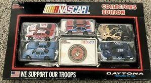 1991 Nascar Racing Champions US Military Daytona 500 Set 1/64 New In Box