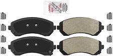 Disc Brake Pad Set-Rear Disc Front Autopartsource PRM844