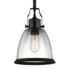 Feiss Hobson 1 Light Pendant, Oil Rubbed Bronze- P1355ORB