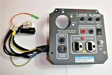 Predator 2000 Watt Inverter Generator Complete Control Panel Oem