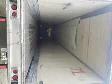 "53"" ft semi trailer Reefer Low hours"