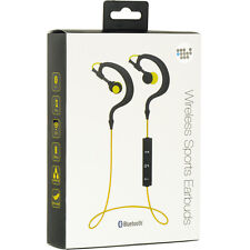 Bluetooth 4.1 Wireless Stereo Earphone Earbuds Sport Headset Headphone with Mic