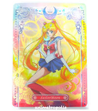 Sailor Moon R Crystal 25th Anv Official Licensed Anime Card SR-001 New