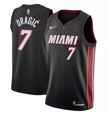 2995572ea99 Nike Miami Heat Goran Dragic Icon Black Swingman Jersey 864487 011 Sz 56  2xl XXL